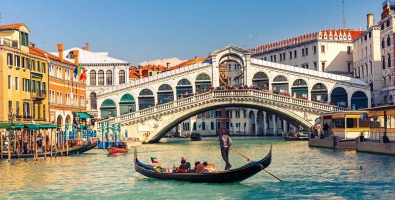 Venecija i otoci - 2 dana s doručkom i prijevozom za 449 kn!