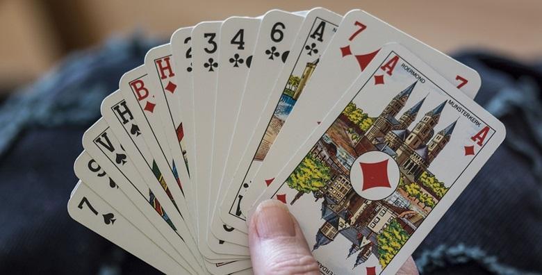Bridž - uvod u tečaj poznate kartaške igre u trajanju mjesec dana za 109 kn!