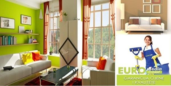 Generalno čišćenje stambeno poslovnog prostora