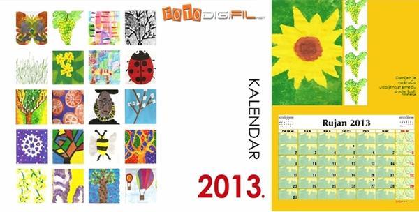 Humanitarna akcija - fotokalendar