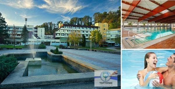 Dvije ulaznice za cjelodnevno kupanje u Termama Topusko