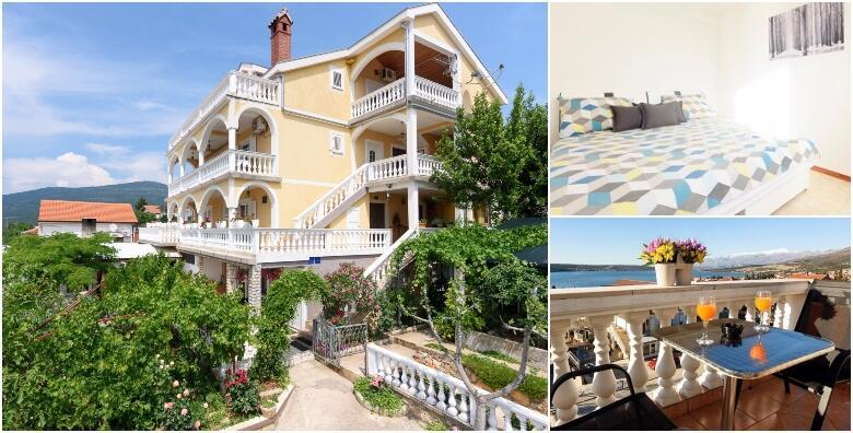 Zadarska rivijera, Karin Gornji - provedite odmor u mirnom meditaranskom gradiću uz 2 noćenja za 2 do 6 osoba u udobnim apartmanima ili sobama nedaleko od plaže od 551 kn!