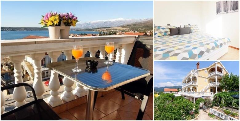 Zadarska rivijera - 2 noćenja za 2 do 6 osoba u udobnim apartmanima ili sobama od 735 kn!