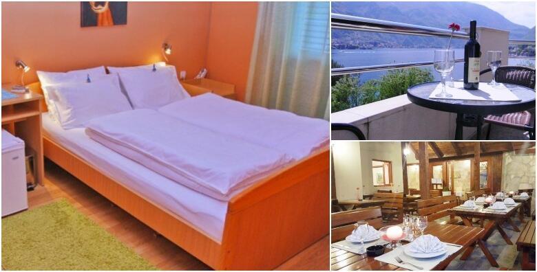 Crna Gora - 1 ili 3 noćenja za 2 osobe s polupansionom u Hotelu 3* od 339 kn!