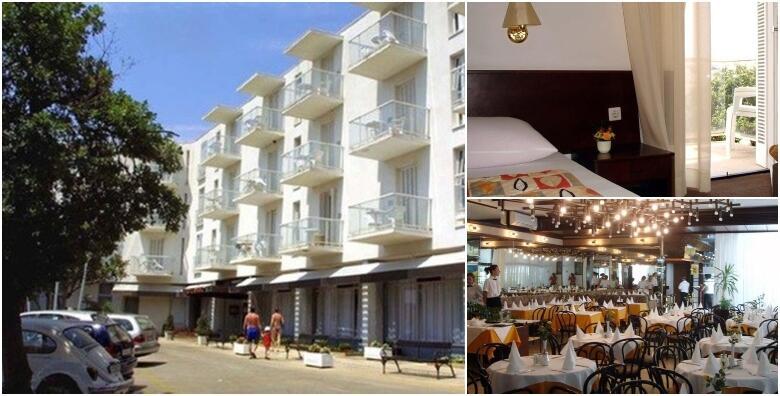 OMIŠALJ, Otok KRK, CIJELA SEZONA - odmor uz 2 ili 5 noćenja s polupansionom za dvoje + RUČAK i djeca do 2 godine GRATIS u Hotelu Adriatic 2* od 1.037 kn!