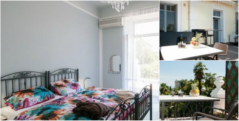 Ponuda dana: Opatija je destinacija koju uvijek vrijedi posjetiti - odaberite 2 noćenja za dvoje u apartmanu 4* u najšarmantnijem gradu na Kvarneru za 599 kn! (Apartmani Tomić 4*)