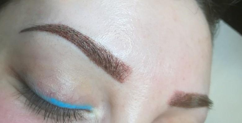 POPUST: 53% - HIT metoda iscrtavanja obrva! Puder tehnika za gušće, punije i obrve savršenog oblika koje traju do čak 2 godine za 699 kn! (Sensa Natura beauty & make-up centar)