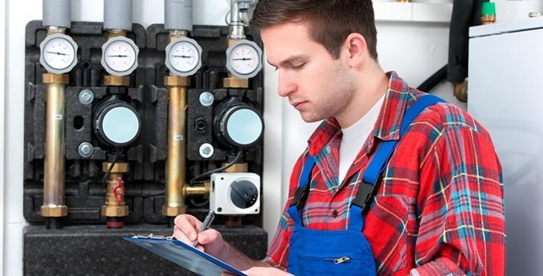 POPUST: 59% - Servis plinskog bojlera - redovitim servisom osigurajte ispravnost instalacija i uživajte u sigurnosti svog doma za 199 kn! (Plinoservis Dobre usluge)