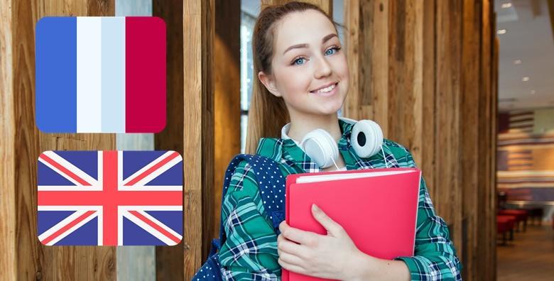POPUST: 50% - ENGLESKI ILI FRANCUSKI Početni tečaj u trajanju mjesec dana za 249 kn! (Belle Ville Languages)