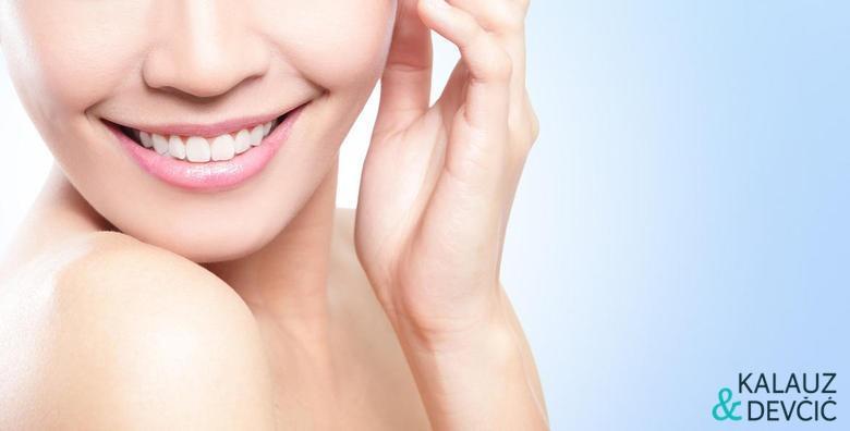 MEGA POPUST: 75% - Čišćenje zubnog kamenca, pjeskarenje, poliranje i pregled zubi za 99 kn! (Ordinacija dentalne medicine Kalauz - Devčić)