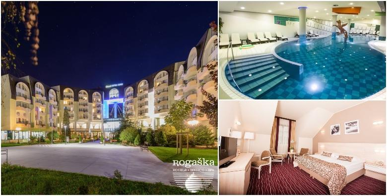 POPUST: 32% - Zimska čarolija u Rogaškoj Slatini! Hotel 4* po izboru - 2 noćenja s polupansionom za dvoje uz neograničeno korištenje bazena, jacuzzija i sauna od 1.509 kn! (Lux Grand Hotel Sava 4* Superior)