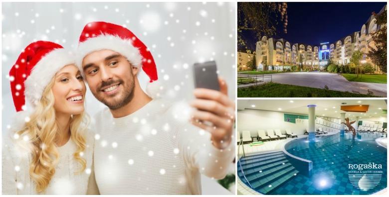 Božićna bajka u Rogaškoj Slatini - 2 noćenja s polupansionom za dvoje u hotelu 4* od 1.509 kn!