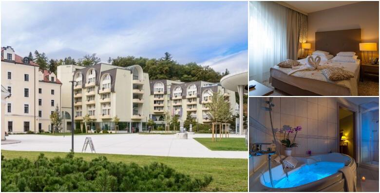 Rogaška Slatina - opuštanje uz 2 noćenja za 2 osobe s polupansionom u Hotelu 4* od 1.950 kn!