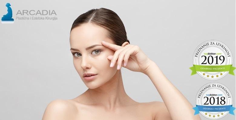 POPUST: 38% - OPERACIJA NOSA - nezadovoljni ste izgledom i oblikom nosa?  Postignite željeni sklad lica u Poliklinici Arcadia u Daruvaru za 7.999 kn! (Poliklinika Arcadia)