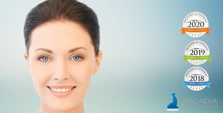 POPUST: 47% - Korekcija vjeđa - izgledajte čak 10 godina mlađe uz zahvat  na oba oka i uključenu anesteziju u Poliklinici Arcadia za 3.990 kn! (Poliklinika Arcadia)