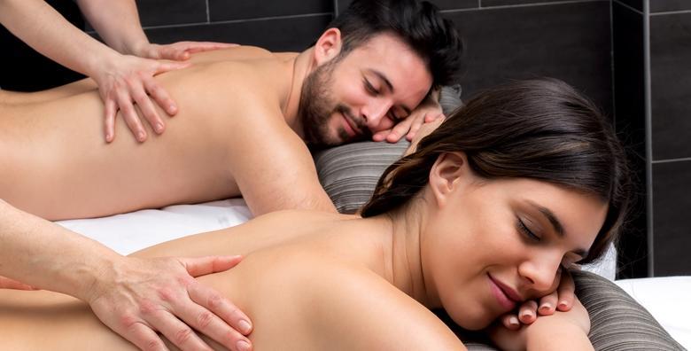 Aroma masaža u paru + masaža lica, vrata i dekoltea za 299 kn!