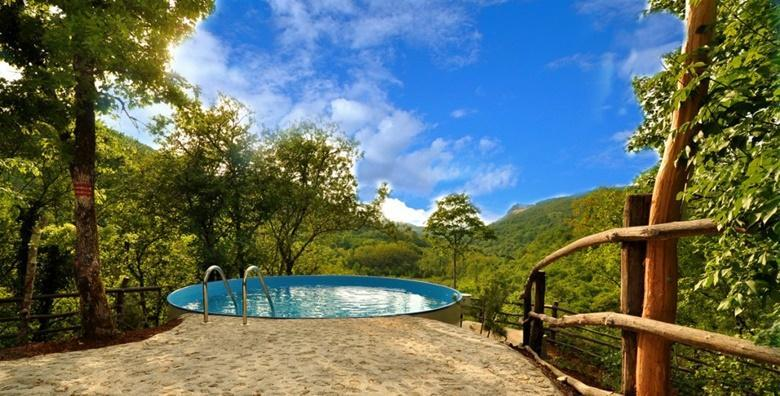 SRCE ISTRE - odmor u tradicionalnom selu Kotli uz 2 noćenja za 2 do 4 osobe u kamenoj kući i gratis 3 noćenja ako kupite 2 potvrde već od 940 kn!
