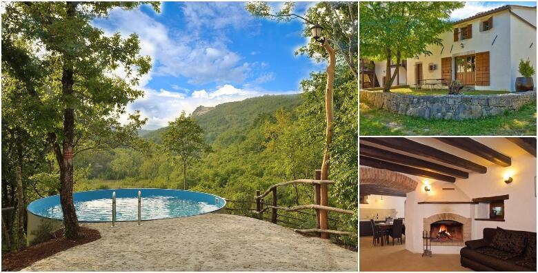 Istra 3* - odmor u tradicionalnom selu Kotli u kojem vrijeme kao da je stalo, već od 940 kn!