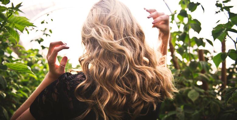 Osvježite svoju kosu pranjem, šišanjem, pramenovima i frizurom za 249 kn!