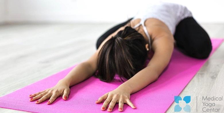 Yoga - mjesec dana neograničenog vježbanja, 13 lokacija za 99 kn!