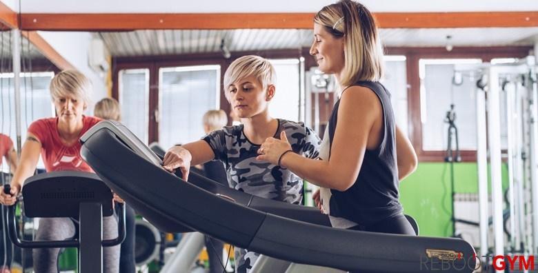 Reboot challenger - 12 treninga u malim grupama uz individualni pristup trenera za 420 kn!