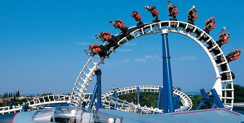 Ponuda dana: GARDALAND Doživite adrenalinsku avanturu u najpoznatijem zabavnom parku uz posjet Veroni i Sirmione - 2 dana s prijevozom i doručkom u hotelu*** za 520 kn! (Putnička agencija Potočki travelID kod: HR-AB-49-97541362)