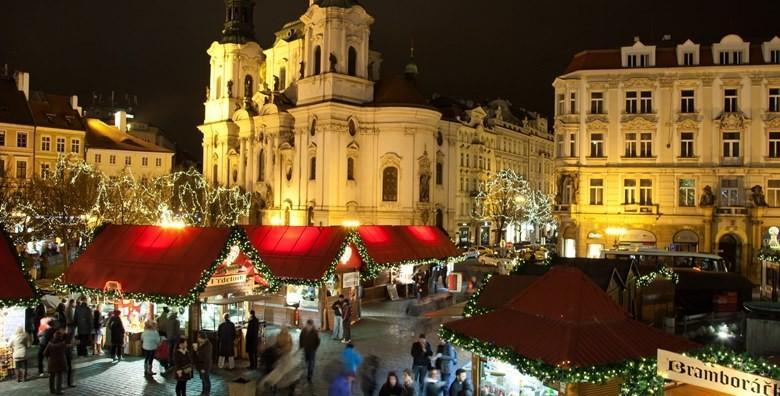 Advent u Pragu - idilična božićna čarolija u zlatnom gradu Češke, 1 noćenje s doručkom u hotelu 3* uz uključen prijevoz za 660 kn!