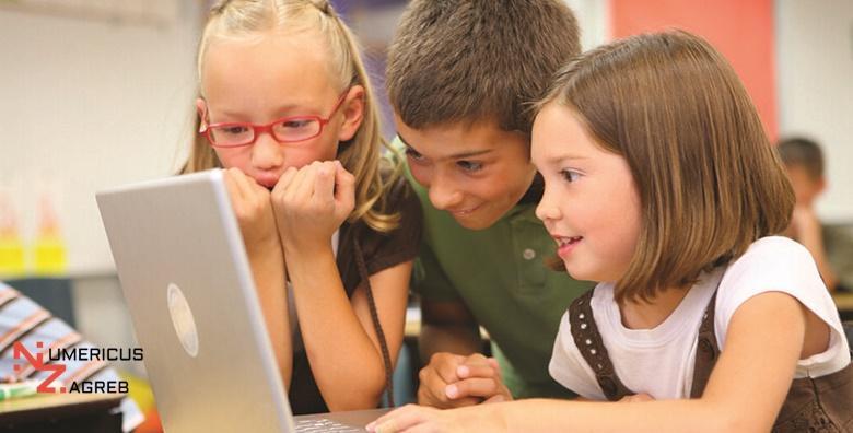 Logical 4 kids - individualna edukacija za djecu u trajanju od 4 mjeseca od 2.999 kn!