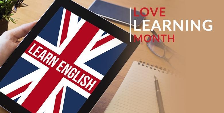 Online tečaj engleskog jezika uz CPD certifikat za samo 38 kn!