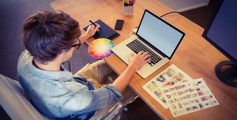 Online tečaj web dizajna - naučite osnove najpoželjnijeg zanimanja današnjice i steknite korisna znanja za privatne ili poslovne svrhe za samo 38 kn!