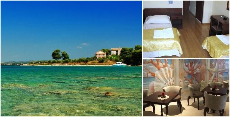 Zlarin, Hotel Koralj - 2, 5 ili 7 noćenja s doručkom ili polupansionom za dvoje od 649 kn!