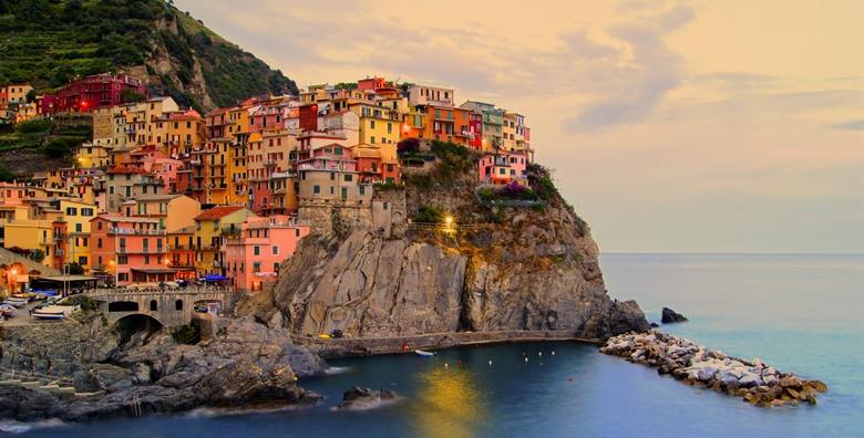 Toskana i NP Cinque Terre - 4 dana s polupansionom u hotelu*** i prijevozom za 1.469 kn!