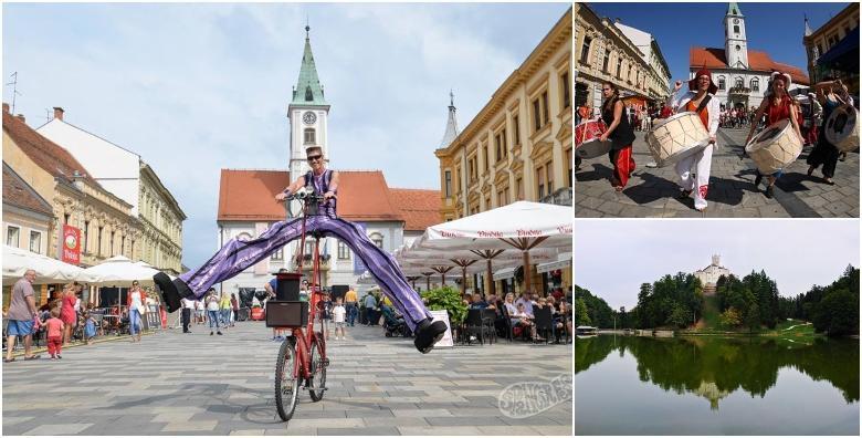 Ponuda dana: ŠPANCIRFEST I TRAKOŠĆAN Uživajte na Festivalu dobrih emocija u baroknom Varaždinu i posjetite najljepši hrvatski dvorac za 125 kn! (Smart TravelID kod: HR-AB-01-070116312)
