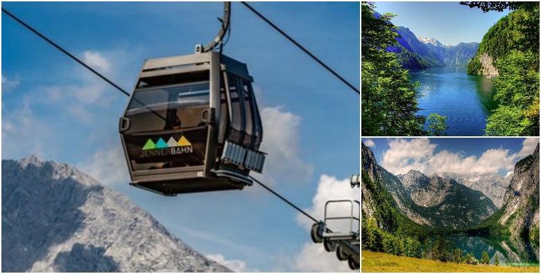 Ponuda dana: BAVARSKA Upustite se u vožnju gondolom sa spektakularnim pogledom na Kraljevsko jezero i planinske vrhunce njemačkih Alpa koji će vas oduševiti! (Smart TravelID kod: HR-AB-01-070116312)