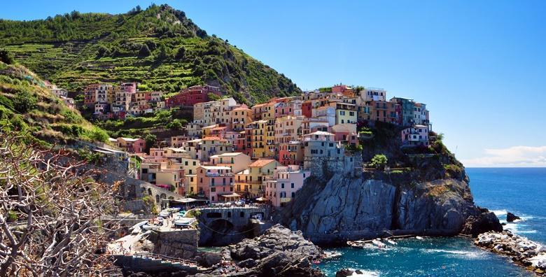 Toskana i NP Cinque Terre - 4 dana s polupansionom u hotelu 3* i prijevozom za 1.320 kn!