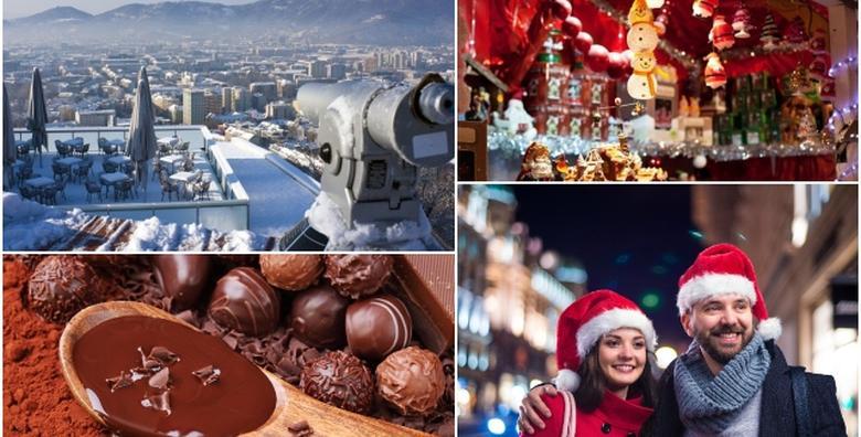 Advent Graz - uživajte u predbožićnom duhu austrijskog gradića i upoznajte carstvo čokolade tvornice Zotter! Cjelodnevni izlet s uključenim prijevozom za 155 kn!