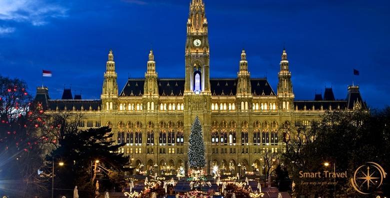 Advent Beč - prepustite se uživanju u blagdanskoj čaroliji austrijske metropole! Cjelodnevni izlet s uključenim prijevozom za 264 kn!