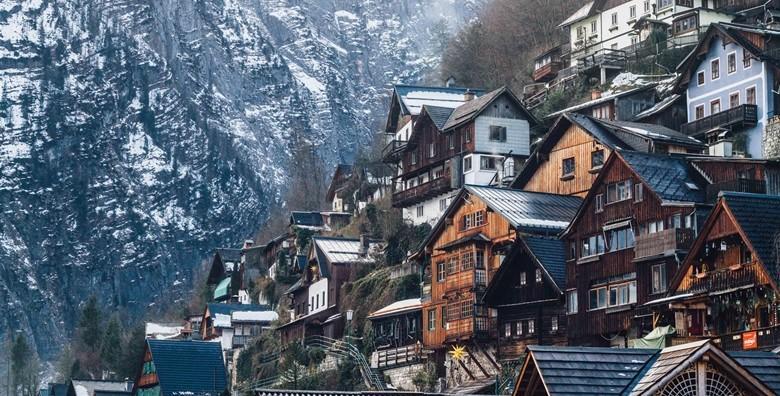 Advent Austrijska jezera - cjelodnevni izlet s uključenim prijevozom za 264 kn!