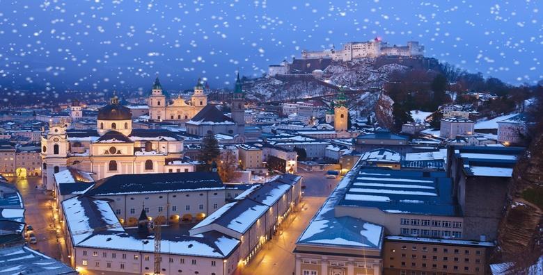 Advent u Salzburgu - uživajte u mirisu Božića na izletu s uključenim prijevozom za 274 kn!