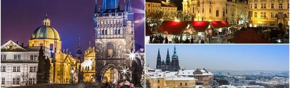 Advent u Pragu, Budejovicama i Krumlovu - uživajte u predbožićnoj atmosferi jedne od najljepših europskih metropola i prošetajte srednjovjekovnim ulicama za 735 kn!