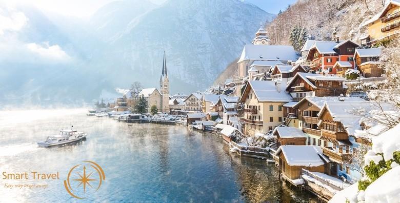 Advent u bavarskim Alpama i austrijskim jezerima - zimska čarolija prekrasnih jezera za 775 kn!