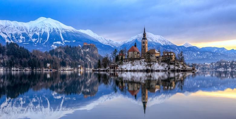 Ljubljana i Bled - izlet s prijevozom za 155 kn!
