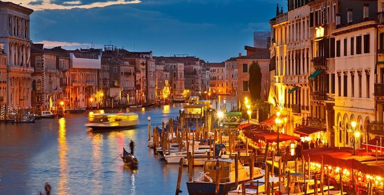 Tajne Venecije i otoci lagune - jednodnevni izlet s uključenim prijevozom za 225 kn!