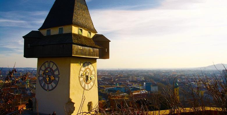 GRAZ I ZOTTER- zgrabite žlicu i uživajte u fontanama raznih vrsta čokolade u tvornici Zotter i posjetite uvijek šarmantni Graz za 169 kn!