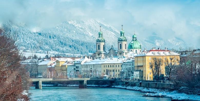 Innsbruck i svijet kristala Swarovski - posjetite glavni grad pokrajine Tirol i muzej kristala koji je oduševio više od dvanaest milijuna posjetitelja za 339 kn!