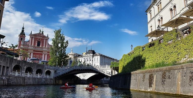 Postojnska jama i Ljubljana - izlet s prijevozom za 165 kn!