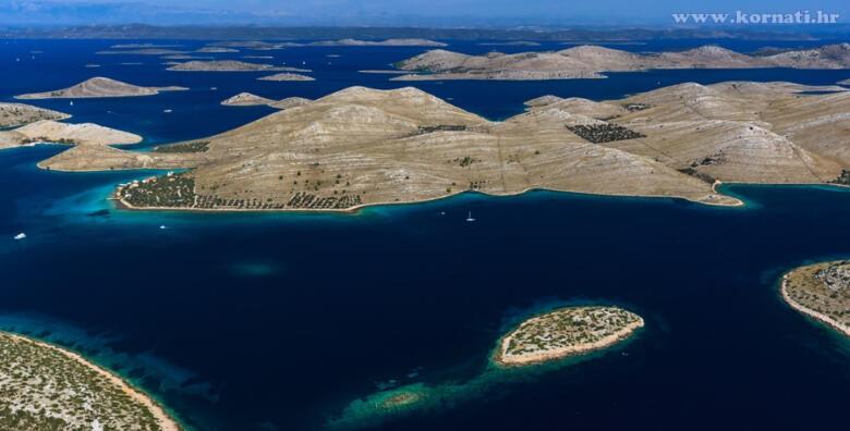 NP Kornati - razgledavanje kornatskog arhipelaga za 235 kn!