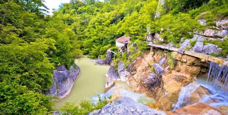 Istra, Staza sedam slapova - istražite atraktivnu prirodu Istre za 189 kn!