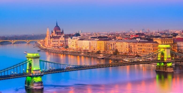 Budimpešta - provedite čaroban ljetni dan u gradu bogate povijesti, kulture i arhitekture za 229 kn!