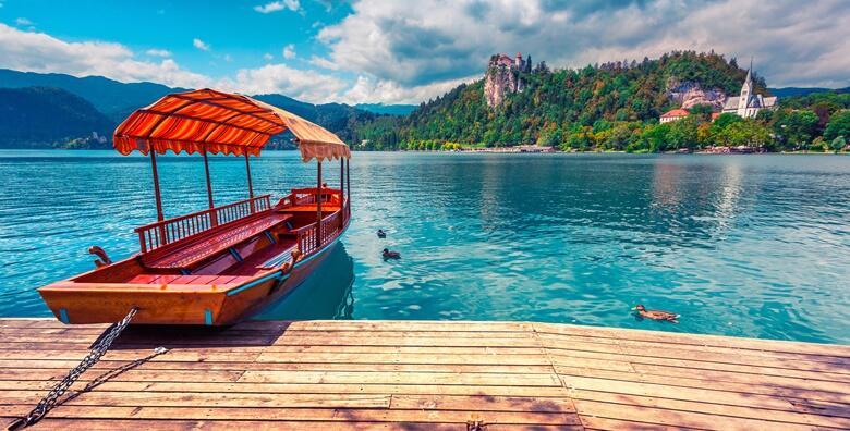 Bled i Bohinj - uživajte u prirodnim biserima Slovenije uz izlet s prijevozom za 159 kn!